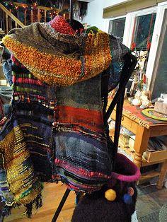 art fibre  Saori