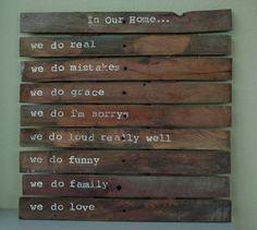 NewlyWoodwards: Barn board inspiration