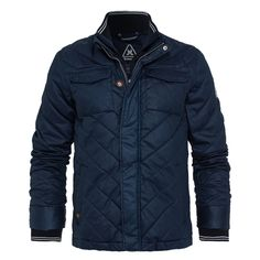 8d6dcc877884d Quilted Jacket Revel High-quality quilted jacket for the colder months. The  waxed surface