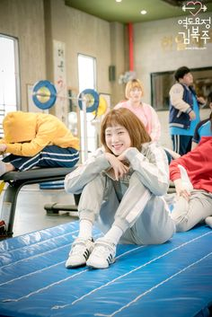 Lee Jong Suk, Lee Sung Kyung, Weighlifting Fairy Kim Bok Joo, Ver Drama, Joon Hyung, Swag Couples, Taiwan Drama, Nam Joohyuk, Do Bong Soon