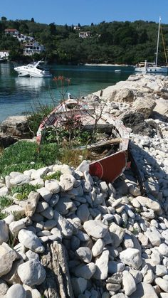 Lakka, Paxos island (Ionian) Paxos Island, Mountains, Nature, Travel, Naturaleza, Trips, Viajes, Traveling, Outdoors