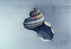 Venezuelan Artist Rafael Araujo - mind boggingly beautiful art - the sacred geometry of nature Geometric Drawing, Geometric Art, Math Art, Detailed Drawings, Patterns In Nature, Sacred Geometry, Painting & Drawing, Art Drawings, Sketches