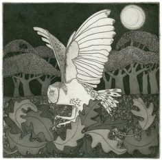 Bill Yardley... I miss the sound of owls since we moved to the city...sigh