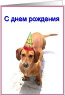 Happy Birthday In Russian
