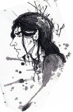 Severus by Marina-Undina