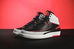 "A Closer Look at the Air Jordan 2 Retro ""Infrared"""