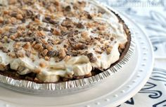 Dulce de Leche Banana Toffee Pie from Our Best Bites.