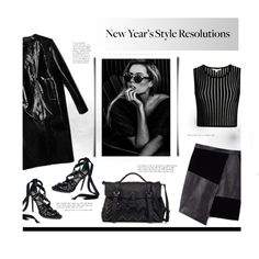 Style Resolutions Outfit Idea 2017