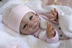 Doll Kit Reborn Buttercup Doll Kit Artist Bonnie by sewbuzyb