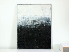 """Acrylmalerei - Abstrakte Kunst 60cm x 80cm Titel """"MOMENTE lV"""" - ein Designerstück von simeART bei DaWanda"""
