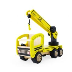 Pintoy Mobile Crane from The Toy Centre UK