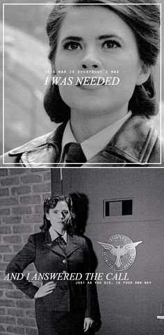 Cut off one head, two more shall grow in it's place! Peggy Carter: Then I guess we'll keep cutting them off.