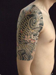 #ink #tattoo #koi