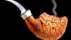 Crazy brain pipe - 'Pipe of Ideas'.