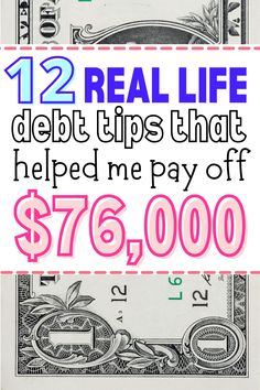 So you're wondering how to pay off debt fast on a low income? Whether you're following Dave Ramsey's debt snowball or you just need a debt plan from scratch, these debt payoff tips will help. Paying off debt can see impossible when you're desperate to become debt-free. Here's how you can get out of debt fast and pay off credit cards quickly. Debt   Dave Ramsey   Debt Snowball   Debt payoff   Money   Paying off Debt   Debt free #debt #money #finance #debtfree #daveramsey #debtpayoff Financial Peace, Financial Tips, Debt Snowball Spreadsheet, Dave Ramsey Debt Snowball, Total Money Makeover, Paying Off Credit Cards, Debt Payoff, Debt Free, Saving Ideas