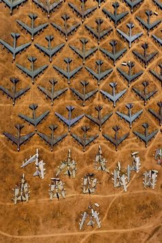 B-52 Stratofortress boneyard