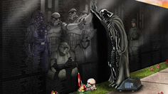 the Dark Side and the street Side