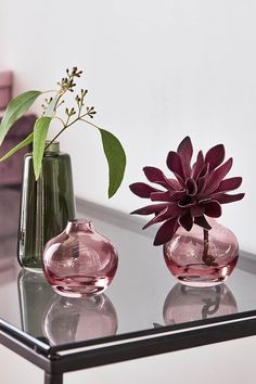 Uk Homes, Deco Table, Modern Glass, Gold Price, Shabby Chic Decor, Life Is Beautiful, Flower Vases, Flower Decorations, Colored Glass