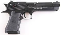 KWC .50 Desert Eagle CO2 Blowback Airsoft Pistol