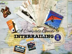 Miss HappyFeet: The Complete Guide to Traveling Across Europe With an Interrail Global Train Pass!