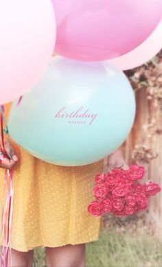 Birthday Wishes / Birthday balloons Happy Birthday Quotes, Happy Birthday Images, Happy Birthday Greetings, Birthday Love, Birthday Messages, Happy Birthday Me, Birthday Bash, It's Your Birthday, Birthday Blessings