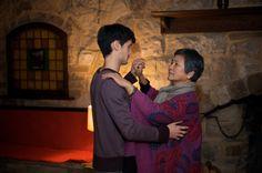 Chinese film legend #PeipeiCheng (Crouching Tiger, Hidden Dragon) is superb in #Lilting. Liltingfilm.com