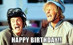 Happy Birthday Dumb and Dumber   Happy Birthday!! - Dumb and Dumber   Meme Generator