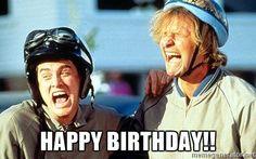 Happy Birthday Dumb and Dumber | Happy Birthday!! - Dumb and Dumber | Meme Generator