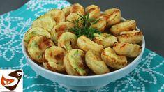 Cestini di pasta sfoglia con zucchine – Rustici salati