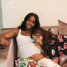 Kelly Rowland And La La Anthony