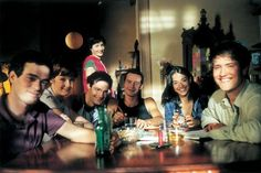 Spanish Apartment (L'Auberge Espagnole). (2002). A rich movie about seven characters from across Europe move in together in an apartment in Barcelona. It's in English, French and Spanish from what I remember.