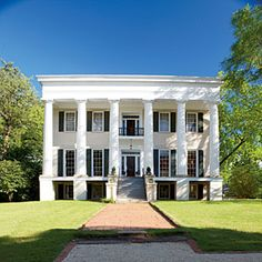 Georgia | Antebellum Trail from Macon to Athens | SouthernLiving.com