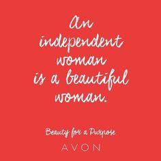 Avon Avon : Beauty for a purpose -