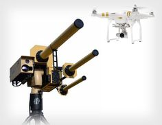 Anti-Drone Systems Are Starting to Take Off