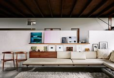 Geraldine Cleary's home designed by Brisbane-based firm Donovan Hill Architects featured in @kinfolkmag's new book 'The Kinfolk Home'. The house won the 2001 Robin Boyd Award, one of Australia's most...