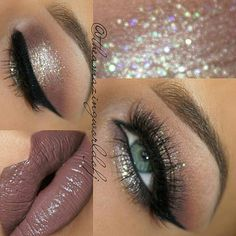 If you'd like to enhance your eyes and improve your natural beauty, having the very best eye make-up tips will help. You'll want to be sure you put on make-up that makes you look even more beautiful than you already are. Gorgeous Makeup, Pretty Makeup, Love Makeup, Makeup Inspo, Makeup Inspiration, Glamorous Makeup, Amazing Makeup, Makeup Ideas, Beauty Make-up