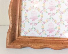 Gold Picture Frames, Vintage Picture Frames, 5x7 Frames, Table Top Display, Antique Wood, Country Chic, Header, Art Pictures, Tiles