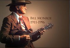 """""""The first time the world heard of Bill Monroe and the Blue Grass Boys was February 2, 1939, at 3:30pm when the group played a fifteen-minute segment on Mountain Music Time [on WWNC radio in Asheville, NC]."""" #wncmusic"""