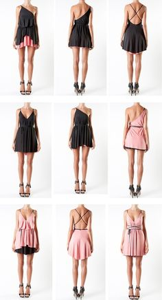 Ximena Valero  reversible convertible dress Convertible Clothes | Big Fashion Show convertible dress