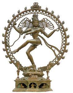 la danza creatrice di Shiva