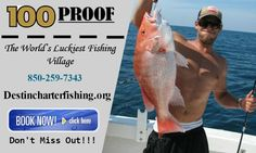 Experienced Charter Fishing Crew in Destin, FL