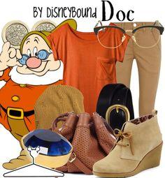 Disney Bound - Doc