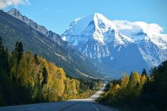 Mount Robson, Canada. Photo by Tim Gouw