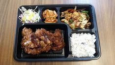 Korean Uncle's Café or KUC located at mile, is an unpretentious eatery serving classic Korean dishes. Besides the wonderful food being served at this café, KUC is a mission-oriented and … Korean Dishes, Places To Eat, Chicken, Classic, Food, Derby, Meals, Classical Music, Yemek