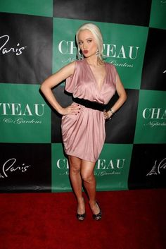 Holly Madison Photos: Holly Madison Celebrates Memorial Day in Vegas - Celebrity Fashion Trends