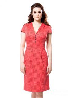 Cotton Polka Dot Dress from DD Atelier