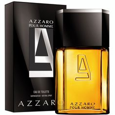 Perfume Azzaro Pour Homme Azzaro Eau de Toilette Masculino 100 ml Azzaro Pour Homme, Perfume And Cologne, Best Perfume, Perfume Bottles, Men's Cologne, Perfume Fragrance, Cologne Spray, Beauty Hacks, Deodorant