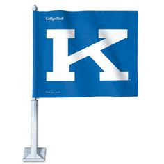 Wincraft 'K' Car Flag