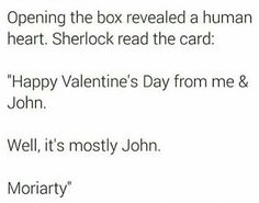 TOO FAR <---what an episode this would have made though! But I'm happy neither Moffat nor Gatiss saw this. Sherlock Fandom, Watson Sherlock, Sherlock Holmes, Everett Ross, Vatican Cameos, Benedict Sherlock, Jim Moriarty, Johnlock, Martin Freeman