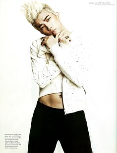 2PM's Jang WooYoung for Elle Magazine, August 2012! #2PM #Wooyoung #ElleAugust12. Scanned by MATLEJANG @ http://blog.naver.com/satosatos || Shared by www.2pmalways.com